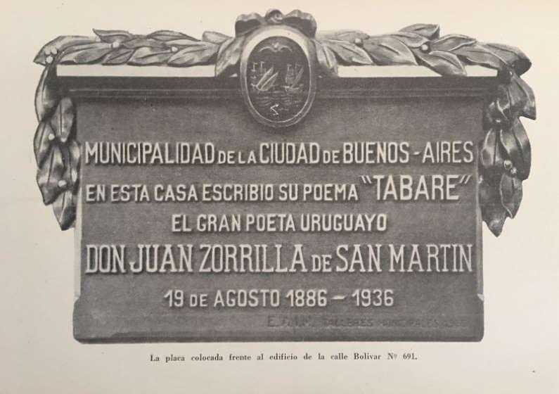 Juan Zorrilla de San Martín