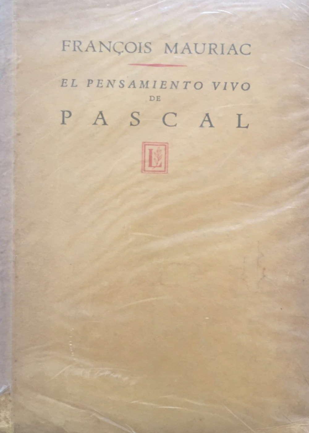 El pensamiento vivo de Pascal