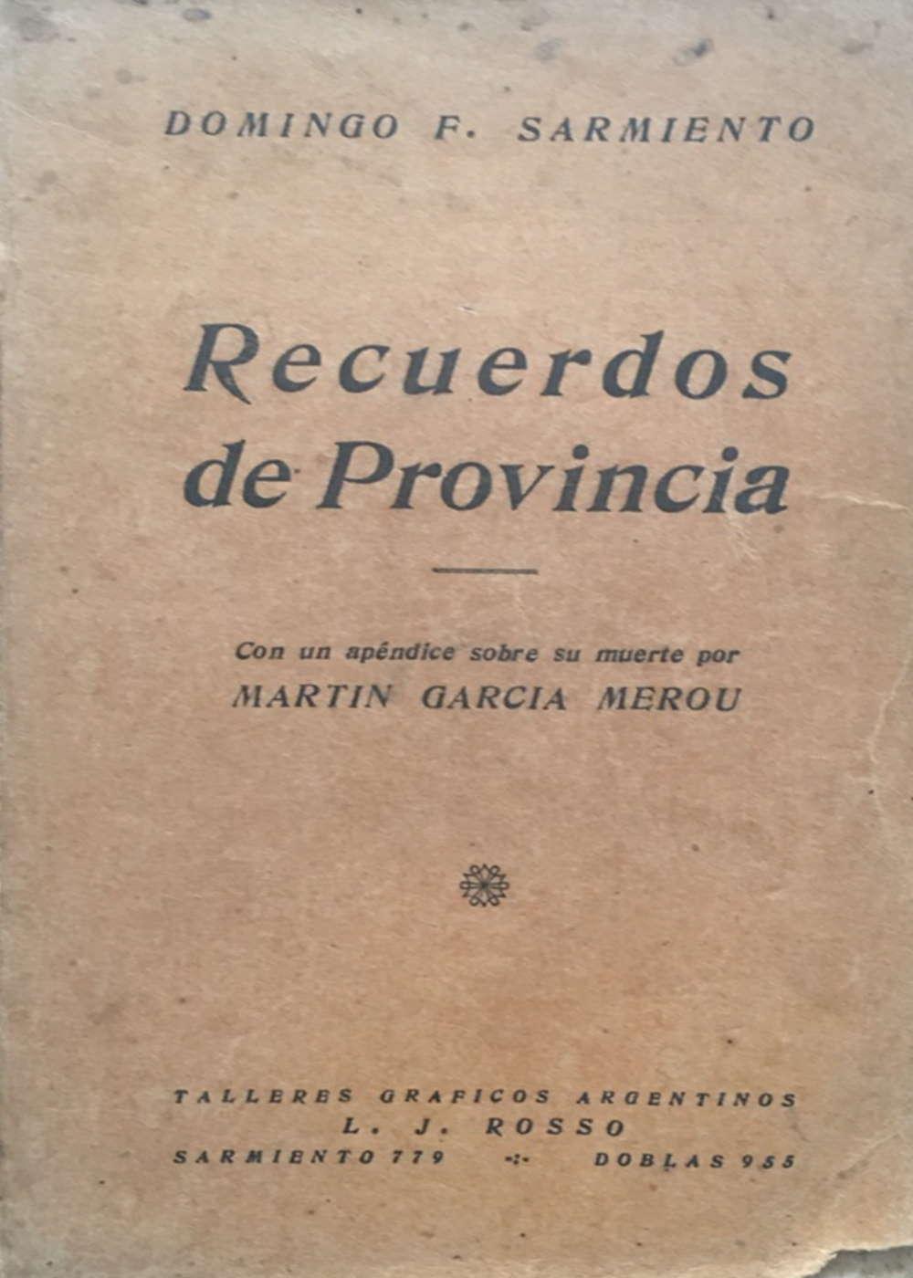 Recuerdos de Provincia