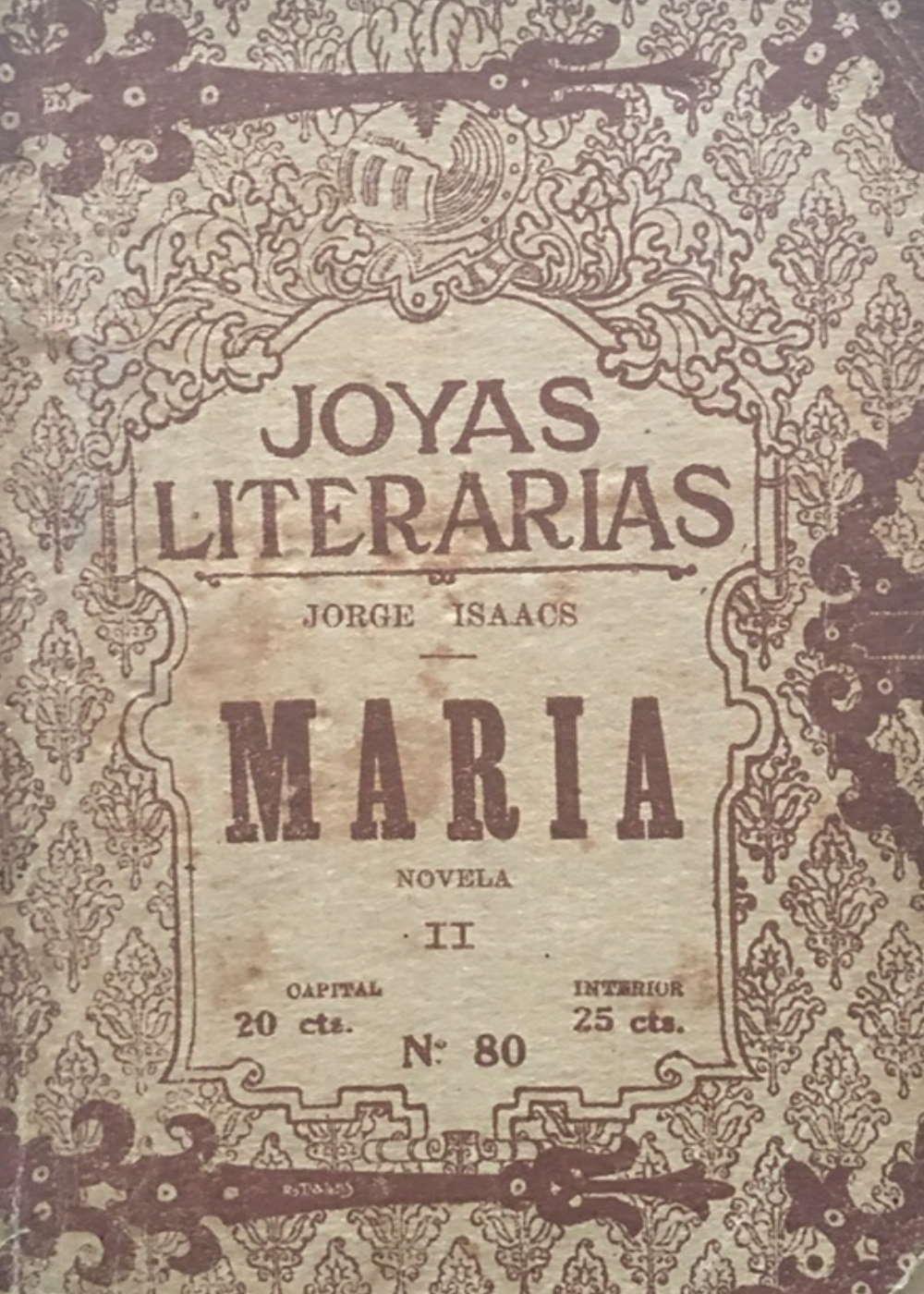 María. Segunda parte