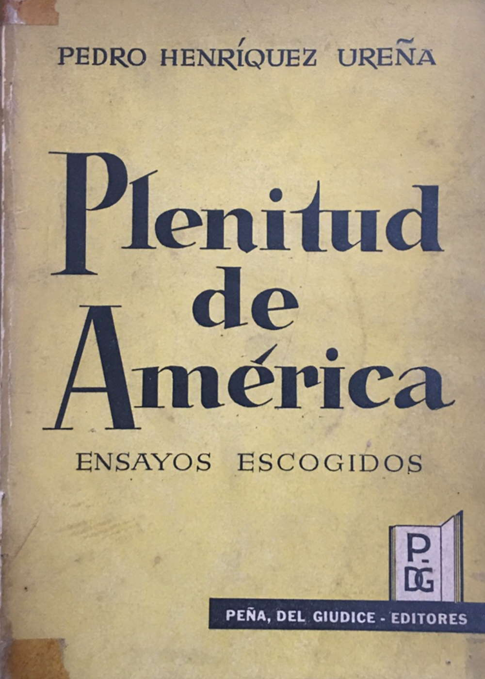 Plenitud de América