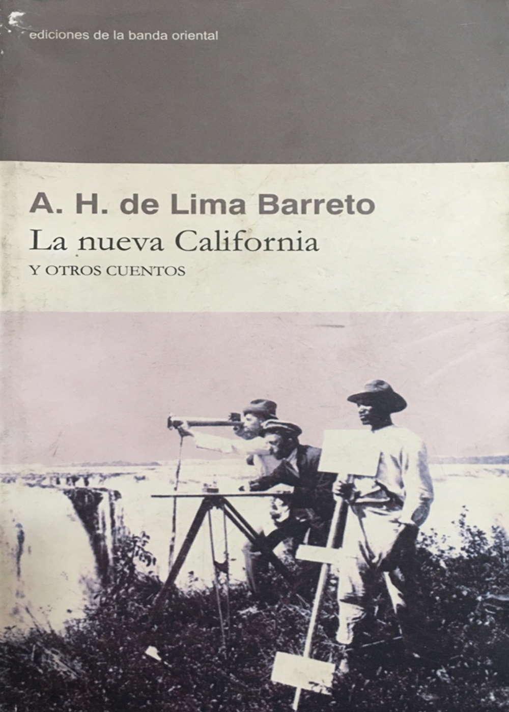 La nueva California y otros cuentos